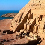Abu Simbel Temples @ Egypt -