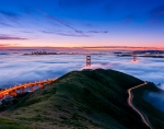 Golden Gate Bridge @ San Francisco -
