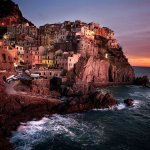 Manarola, Cinque Terre @ Italy -