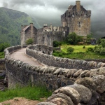Eilean Donan Castle @ Scotland -