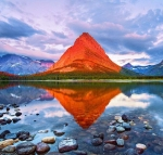 Grinnell Point @ Glacier, Montana - 