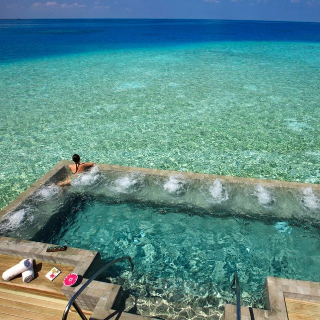 Water Suite @ Velassaru, Maldives